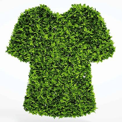 تاثیر مثبت استفاده از الیاف زیست تخریب پذیر در محیط زیست